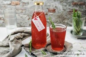 Apfel Cranberry Glühwein