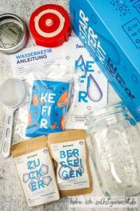 Fairment Wasserkefir Kit