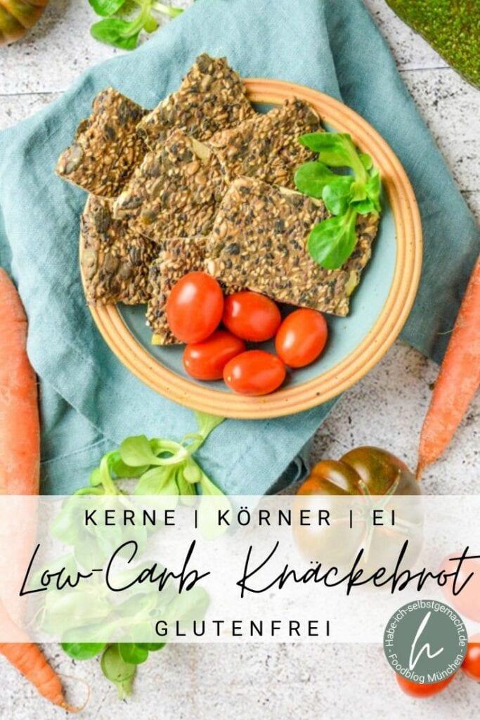 Low-Carb Knäckebrot