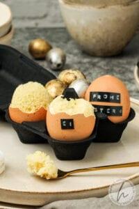 Überraschungs-Ei Rührkuchen
