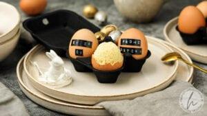 Überraschungs-Ei Kuchen