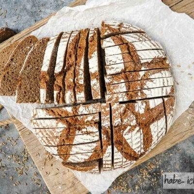 Brot #97 – Roggen Dinkel Vollkornbrot