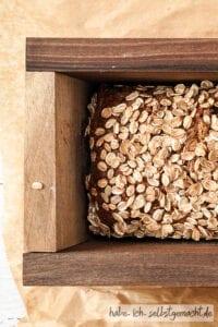 Schwedisches Brot (Schonenbrot)