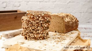 Schwedisches Brot Schonenbrot