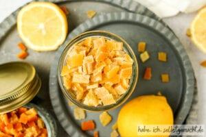 Zitronat Orangeat