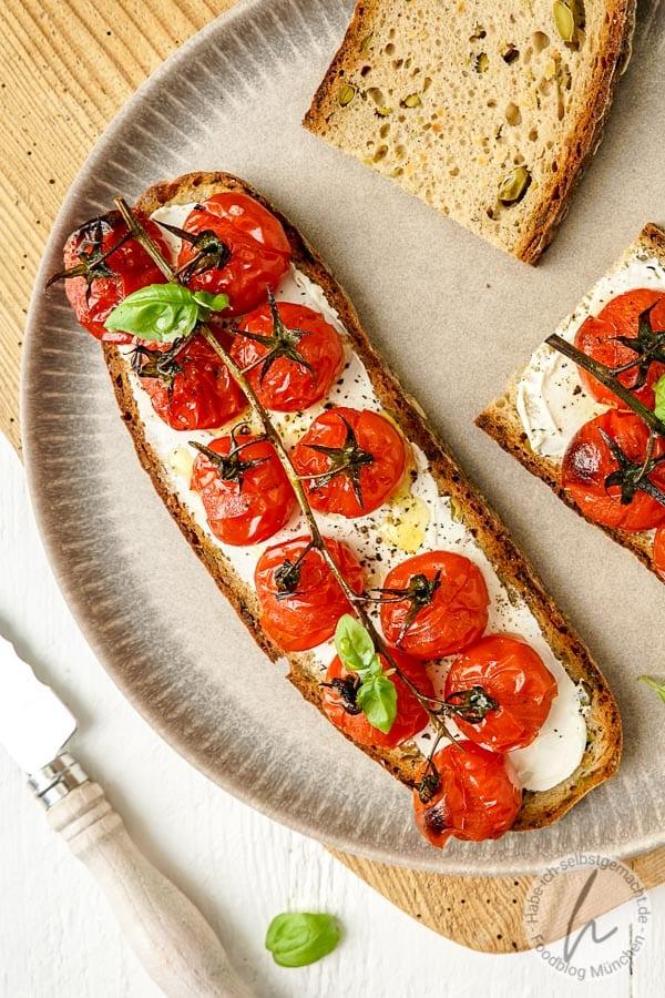 5 vegane und vegetarische Brotbeläge