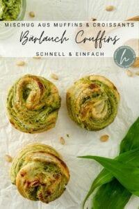 Bärlauch Muffins