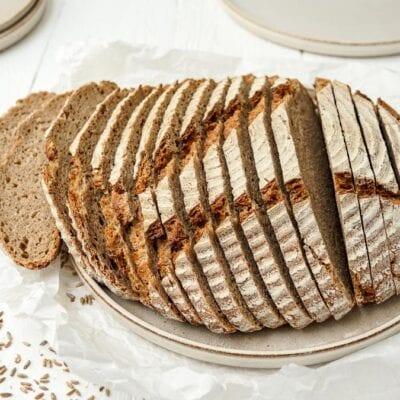 Brot #99 – Dinkel Roggen Sauerteigbrot
