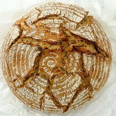 Brot #102 – Joghurtbrot (vegan)