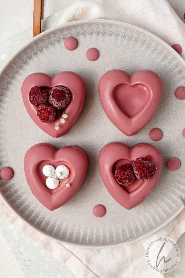 Herz Rezept Valentinstag Muttertag