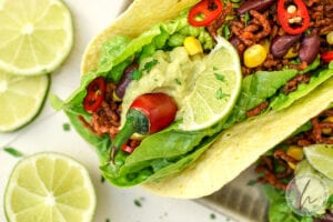 Vegetarische Wraps