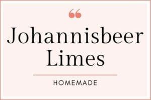 Johannisbeer Limes