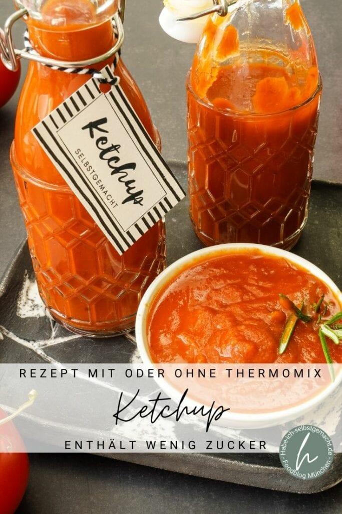 Ketchup selber machen