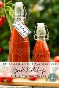 Grill Ketchup