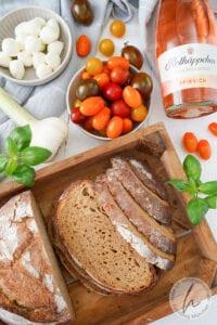 Italienischer Brotsalat