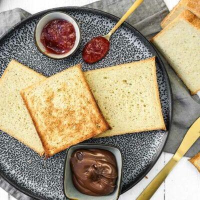 Brot #98 – Klassisches Toastbrot