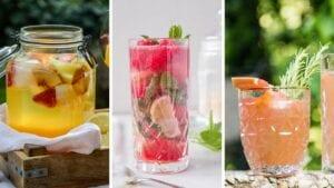 Top 5 Sommerdrinks