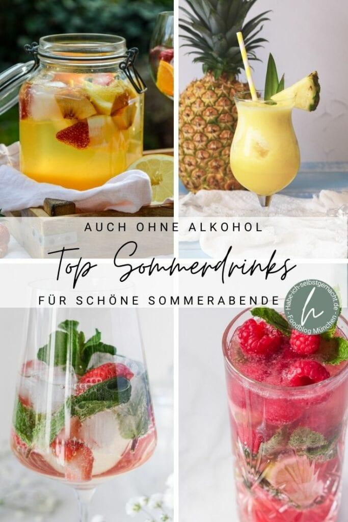 Unsere besten Sommerdrinks