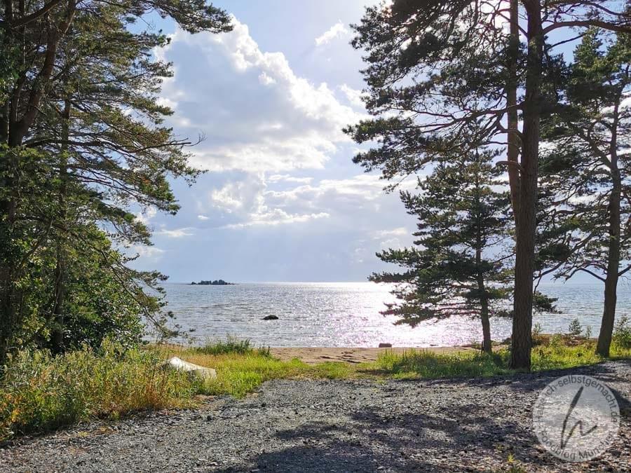 Mit dem Camper durch Schweden
