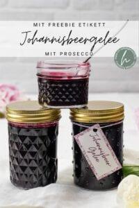 Johannisbeergelee