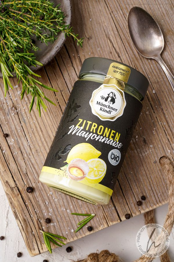 Zitronenmayonnaise von Münchner Kindl