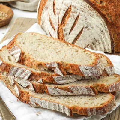 Brot #100 – Unser Hausbrot