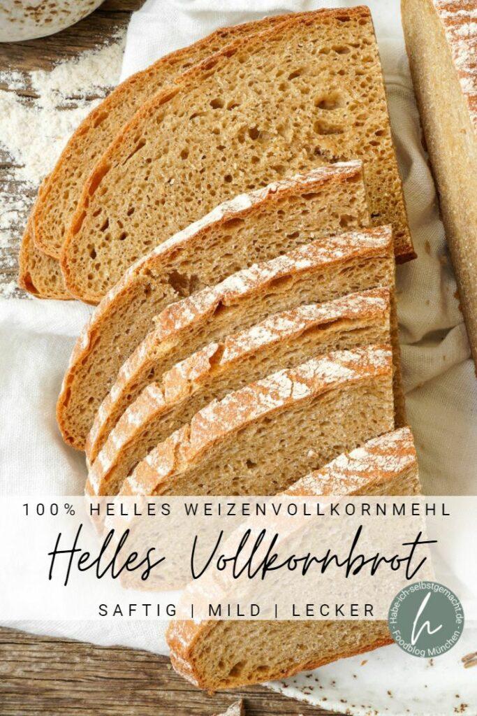 Helles Vollkornbrot