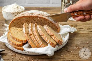 Brotmesser der Messermanufaktur Felix aus Solingen