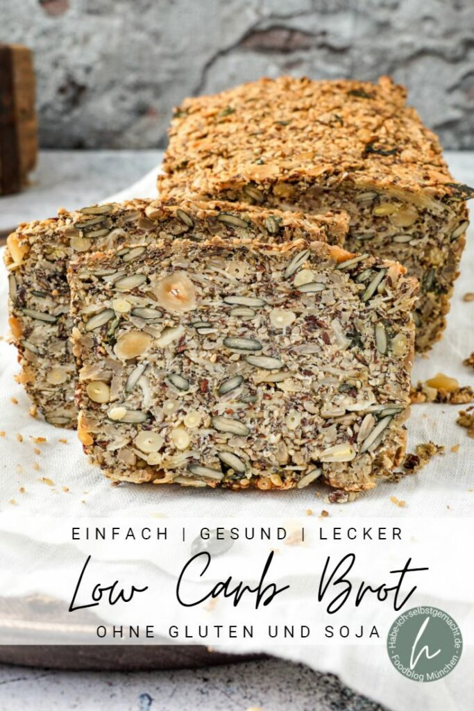 Low Carb Brot Rezept