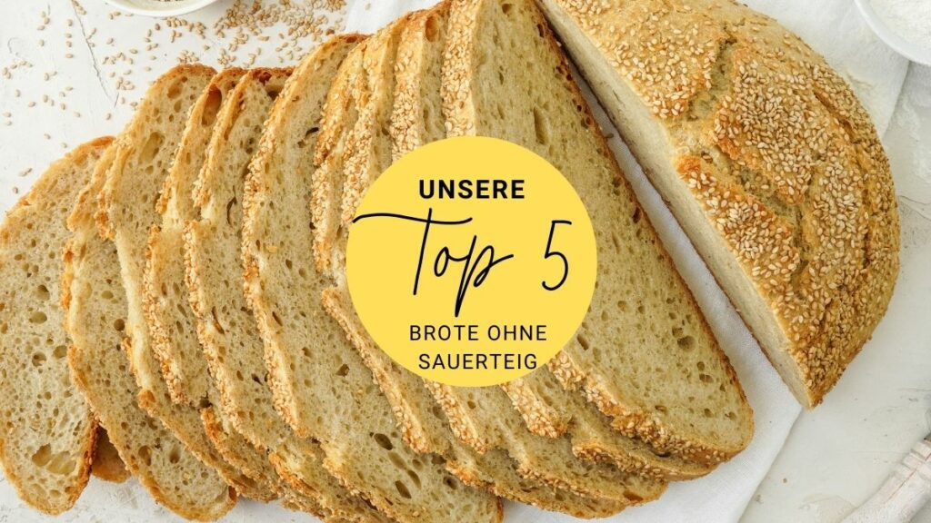 Top 5 Brotbacken mit Hefe