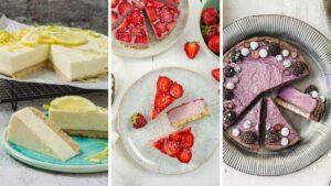 Die besten Kuchen ohne Backen