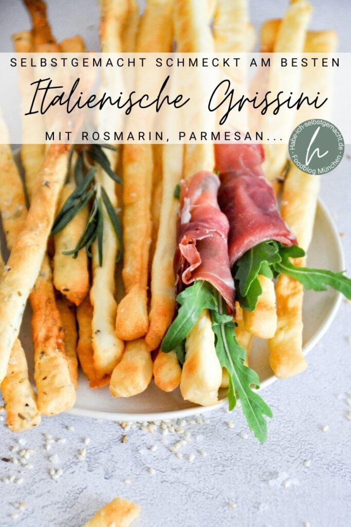 Italienische Grissini