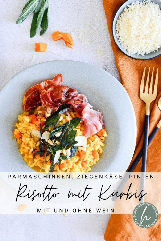 Risotto mit Parmaschinken