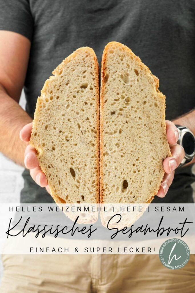 Helles Sesambrot