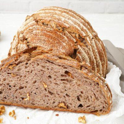 Brot #21 – Walnussbrot