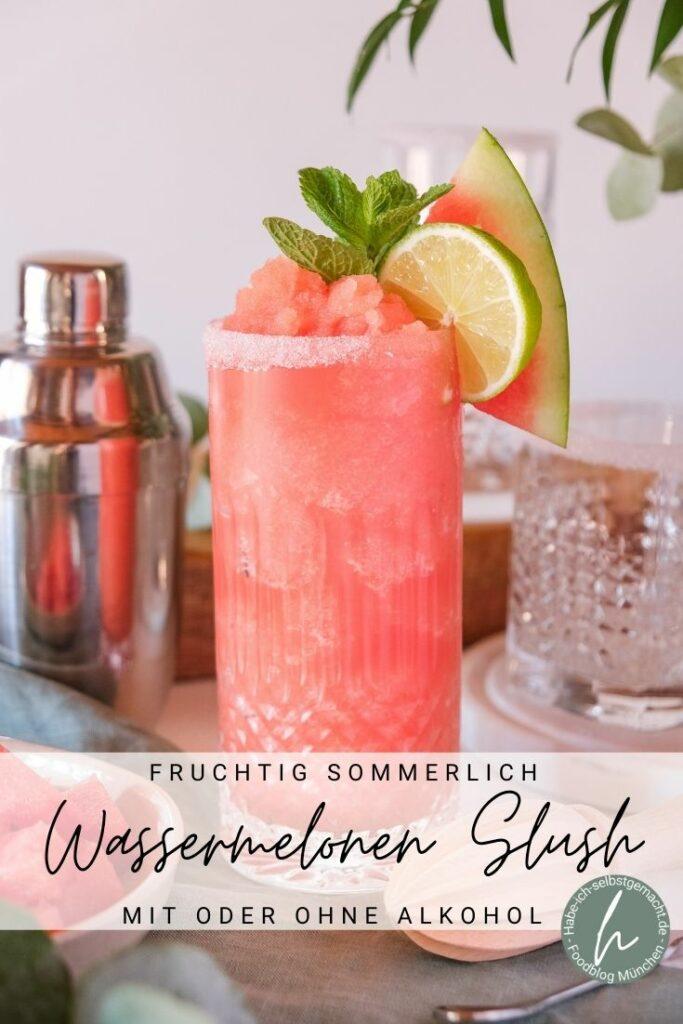 Wassermelonen Drink (Slush)