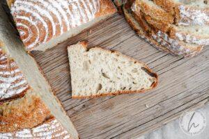 Dinkel Buchweizen Kruste (Buchweizen Brot)
